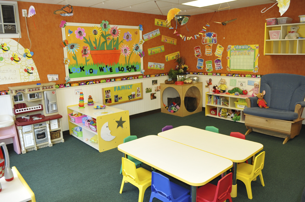 Classrooms Pixie Paradise Early Learning Center